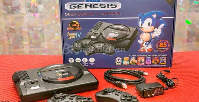 Download Lengkap ROM Emulator Sega Mega Drive Genesis